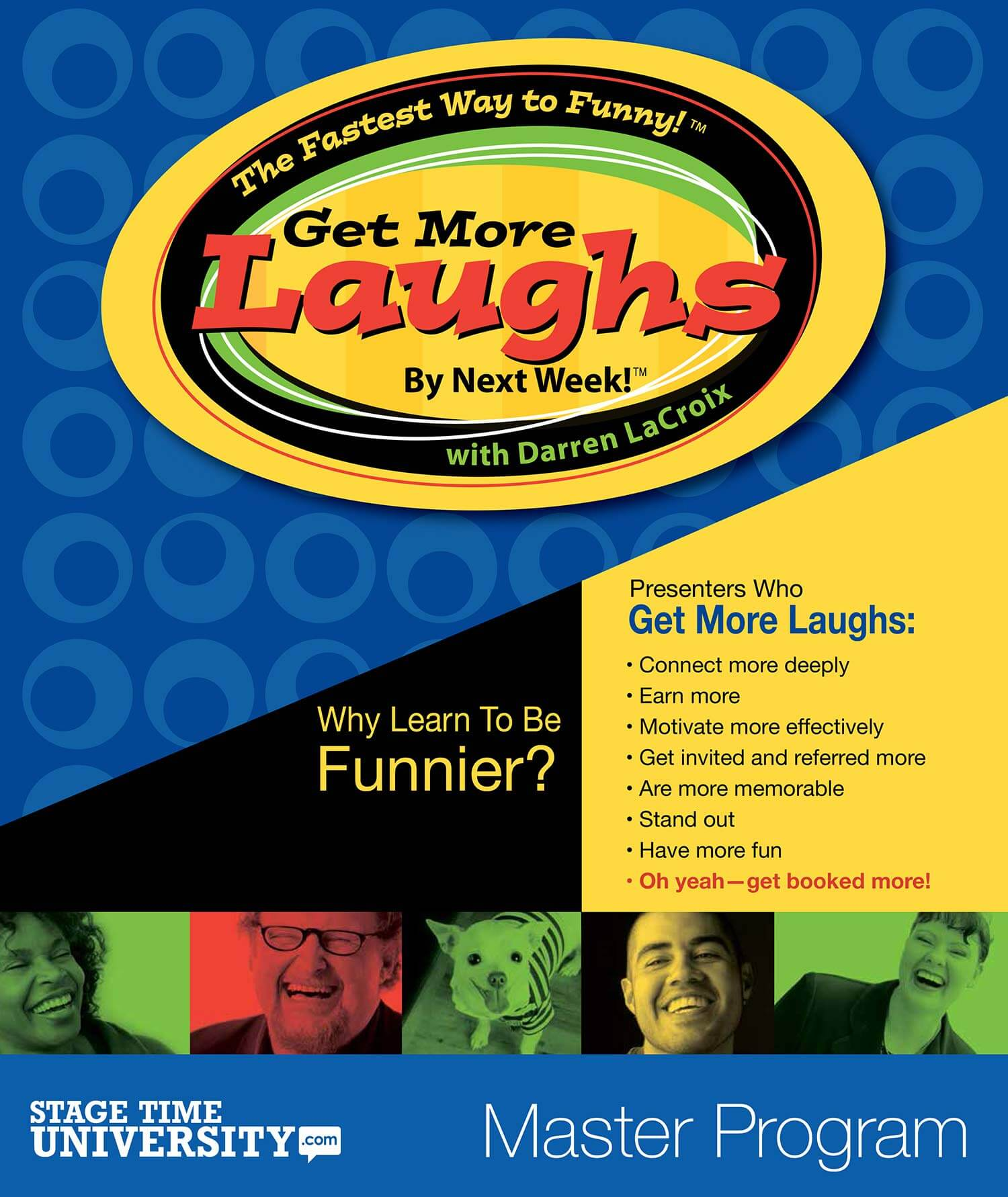 Get More Laughs By Next Week