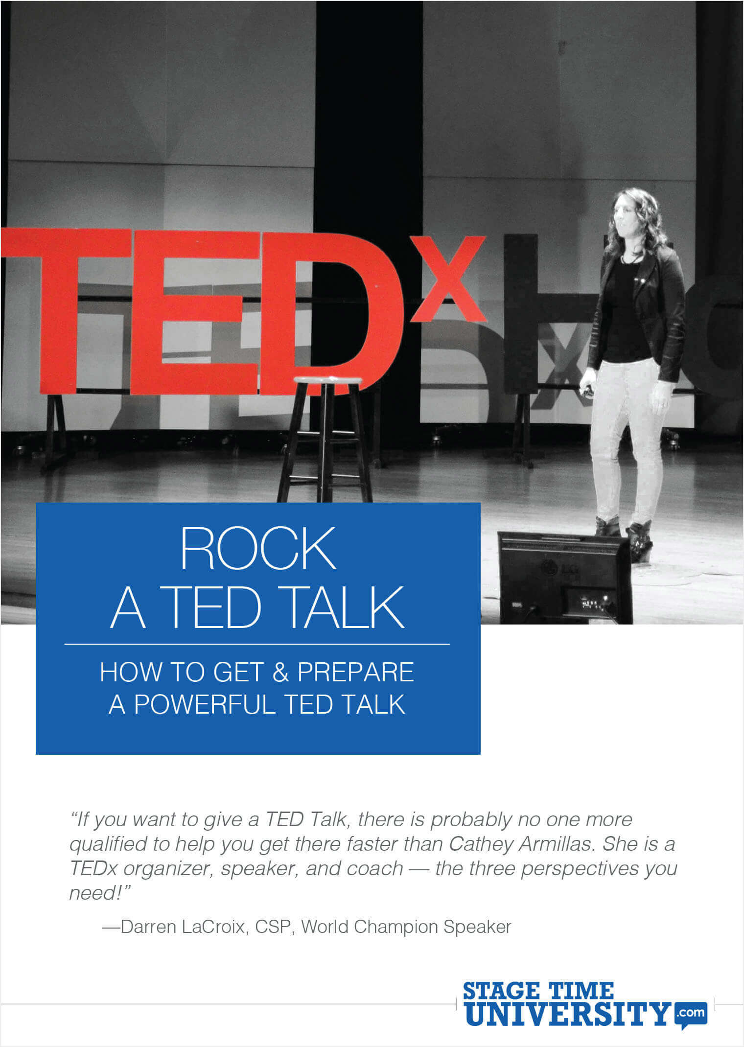 Rock a Ted Talk