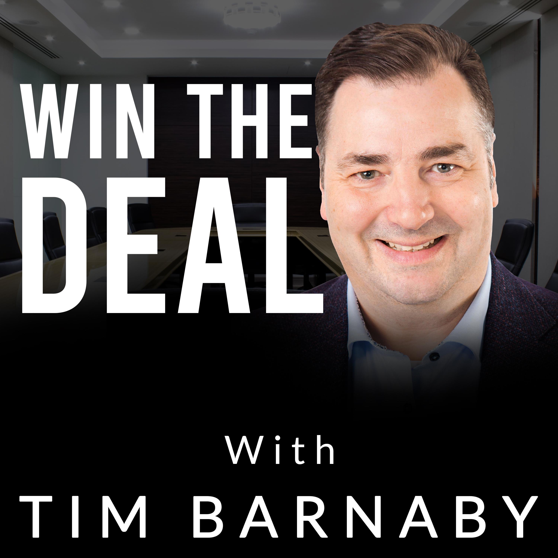 Tim's podcast cover art